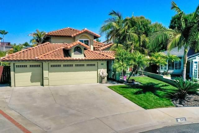 844 Glenwood, Oceanside, CA 92057 (#NDP2103916) :: Keller Williams - Triolo Realty Group