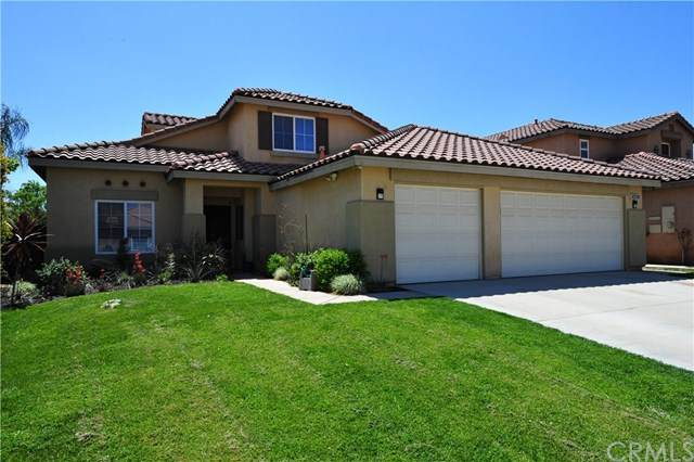 1445 Sagebrush Place, Beaumont, CA 92223 (#EV21077133) :: SD Luxe Group