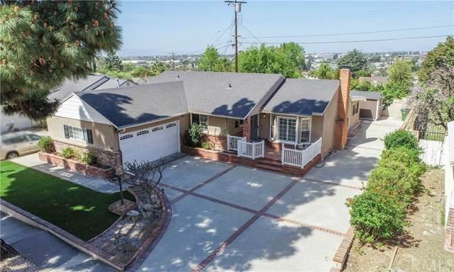 8339 Petaluma Drive, Sun Valley, CA 91352 (#BB21077092) :: The Stein Group