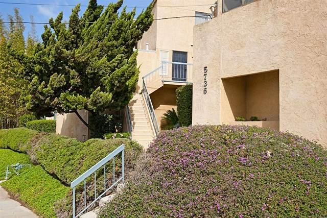 5736 Lauretta #4, San Diego, CA 92110 (#NDP2103935) :: Compass