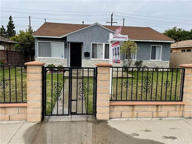 11615 Arlee Avenue, Norwalk, CA 90650 (#DW21064919) :: The Stein Group
