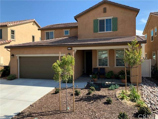 1419 Marble Way, Beaumont, CA 92223 (#OC21077911) :: The Stein Group