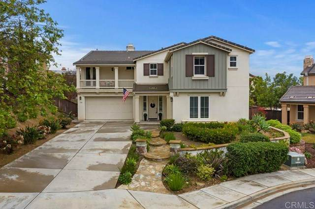 1385 Rock Court, San Marcos, CA 92078 (#NDP2103970) :: Wannebo Real Estate Group