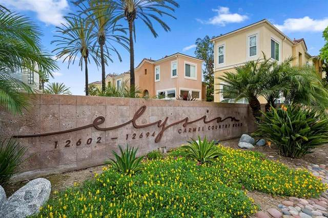 12610 Carmel Country Road #40, San Diego, CA 92130 (#NDP2103997) :: Compass