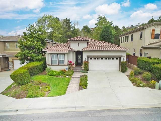1604 Sagewood Way, San Marcos, CA 92078 (#NDP2103994) :: Wannebo Real Estate Group