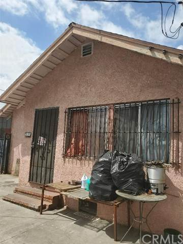 9611 Compton, Los Angeles, CA 90002 (#IN21078658) :: Wannebo Real Estate Group