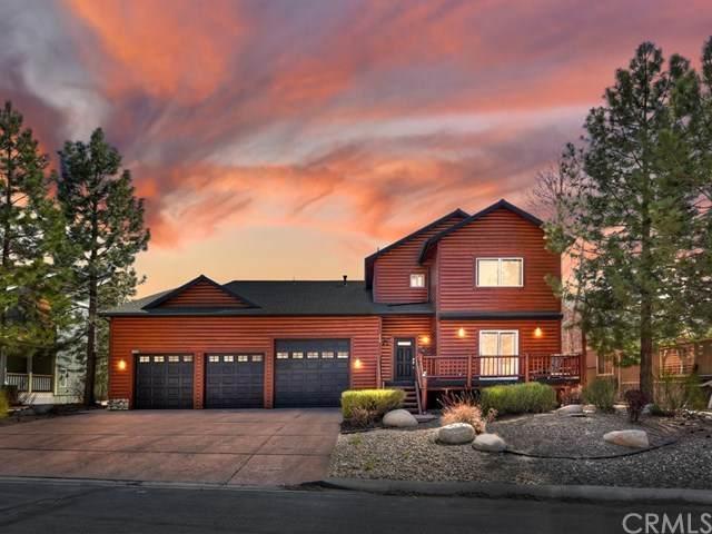 298 Meadow Circle, Big Bear, CA 92315 (#EV21079498) :: Wannebo Real Estate Group