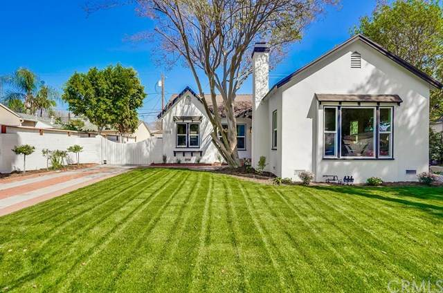 1302 N Myers Street, Burbank, CA 91506 (#PW21079795) :: Wannebo Real Estate Group
