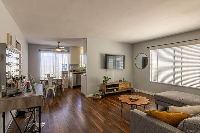 4180 Cleveland Avenue #12, San Diego, CA 92103 (#NDP2104064) :: Compass