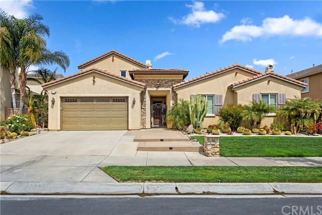 8444 Sunset Rose Drive, Corona, CA 92883 (#IG21079595) :: The Legacy Real Estate Team
