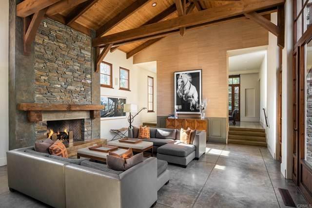 4848 El Nido, Rancho Santa Fe, CA 92067 (#NDP2104062) :: Wannebo Real Estate Group