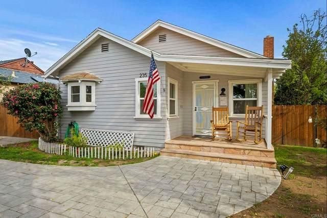 235 W 10th Ave, Escondido, CA 92025 (#NDP2104076) :: Cay, Carly & Patrick | Keller Williams