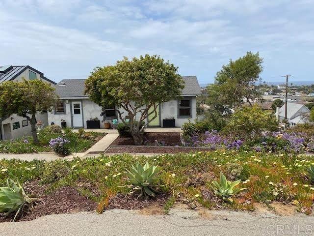 802 Dewitt Avenue, Encinitas, CA 92024 (#NDP2104082) :: Compass