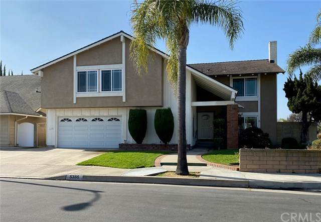5386 Vista Sierra, Cypress, CA 90630 (#PW21080430) :: Wannebo Real Estate Group