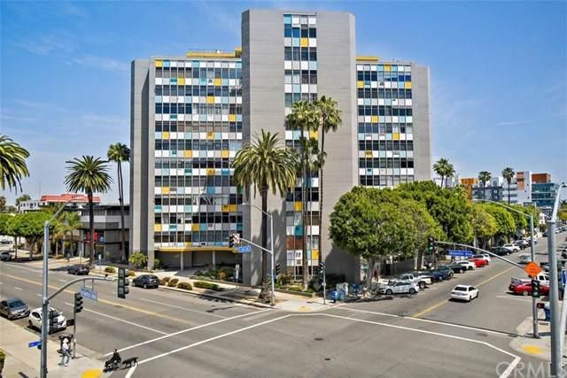 100 Atlantic Avenue #606, Long Beach, CA 90802 (#PV21080569) :: COMPASS