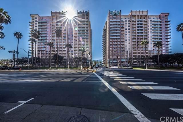 488 E Ocean Boulevard P18, Long Beach, CA 90802 (#PW21073559) :: COMPASS