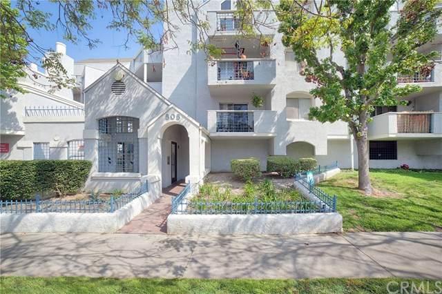 505 W 5th Street #314, Long Beach, CA 90802 (#PF21081202) :: COMPASS