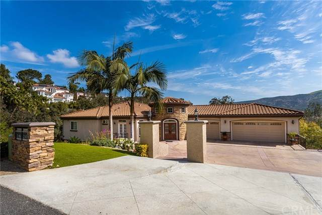 2187 Lemon Heights Drive, North Tustin, CA 92705 (#PW21081155) :: SD Luxe Group