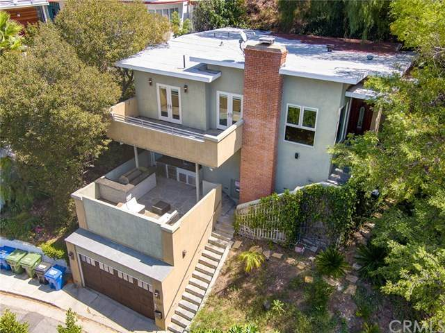 2266 El Contento Drive, Los Angeles, CA 90068 (#SB21081279) :: Dannecker & Associates