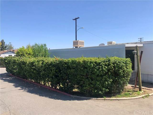 402 E Foothill #67, Pomona, CA 91767 (#CV21079038) :: Dannecker & Associates