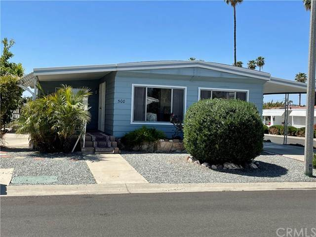 500 San Mateo Circle, Hemet, CA 92543 (#SW21081675) :: Dannecker & Associates