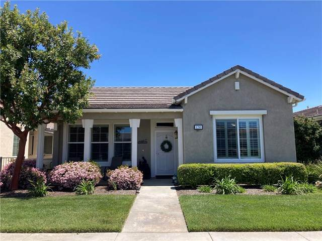 120 Paint Creek, Beaumont, CA 92223 (#EV21081640) :: Dannecker & Associates