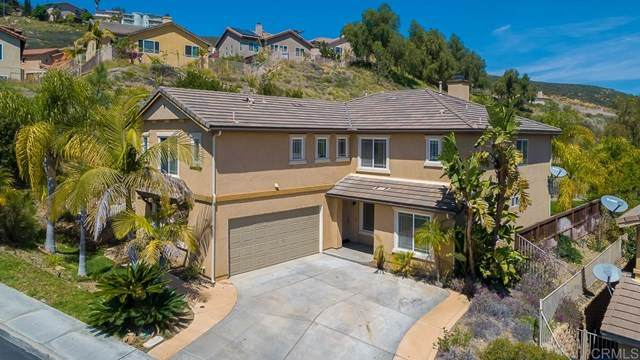 2979 Lake Breeze Ct, Spring Valley, CA 91977 (#PTP2102657) :: SD Luxe Group