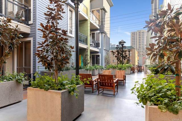 777 6Th Avenue #431, San Diego, CA 92101 (#PTP2102658) :: Wannebo Real Estate Group