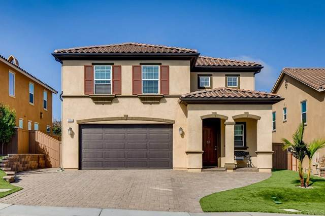 1796 Avenida Regina, San Marcos, CA 92069 (#NDP2104193) :: Keller Williams - Triolo Realty Group