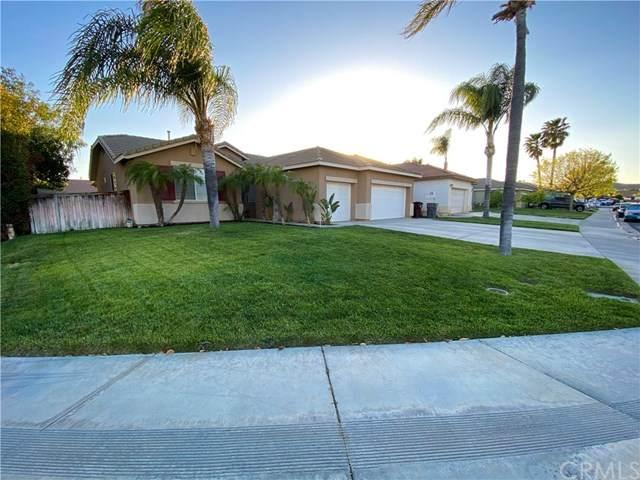 25321 Shady Creek Circle, Menifee, CA 92584 (#SW21082752) :: The Legacy Real Estate Team