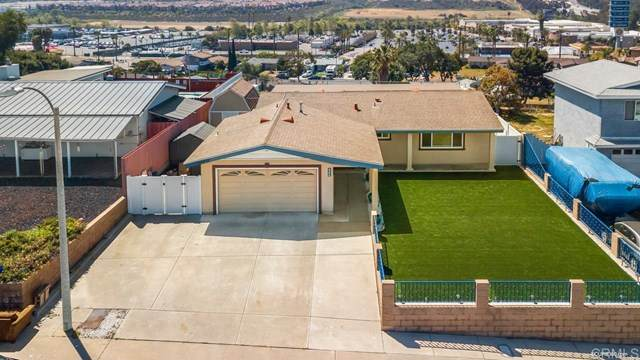 480 Tesota Court, Chula Vista, CA 91911 (#PTP2102672) :: The Mac Group