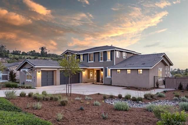 2405 Vista Mountain Drive, Vista, CA 92084 (#NDP2104213) :: The Mac Group