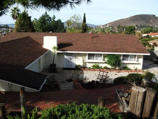 7940 Shalamar Dr, El Cajon, CA 92021 (#PTP2102679) :: Wannebo Real Estate Group