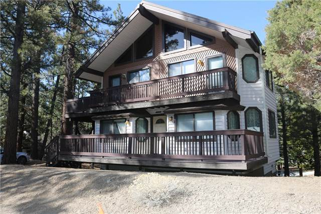 42412 Balboa Lane, Big Bear, CA 92315 (#TR21083498) :: SD Luxe Group