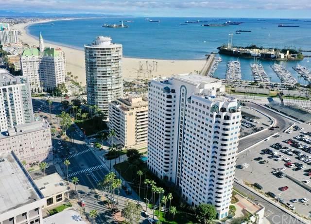 525 E Seaside Way #1504, Long Beach, CA 90802 (#PW21083148) :: COMPASS