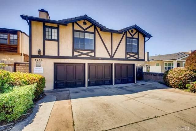 3958 Louisiana Street #6, San Diego, CA 92104 (#PTP2102683) :: COMPASS