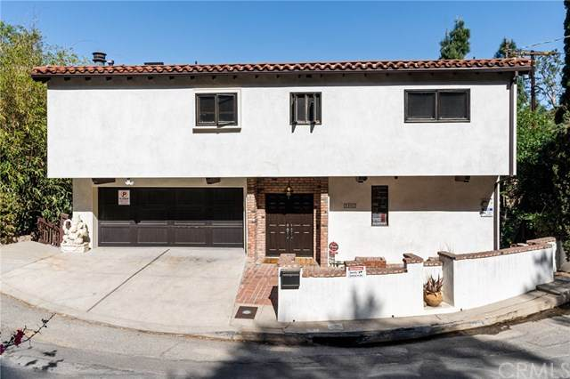 2960 Durand Drive, Los Angeles, CA 90068 (#PF21082606) :: Wannebo Real Estate Group