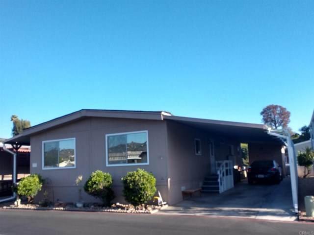 1401 El Norte #71, San Marcos, CA 92069 (#NDP2104242) :: Team Forss Realty Group