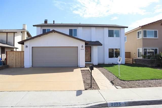 2035 Toboggan Way, San Diego, CA 92154 (#PTP2102689) :: Wannebo Real Estate Group