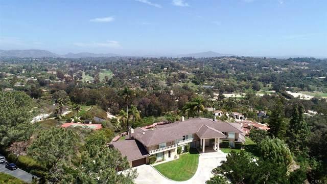4632 El Mirar, Rancho Santa Fe, CA 92067 (#NDP2104247) :: Wannebo Real Estate Group