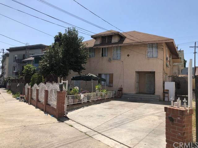 1421 Courtland Avenue, Los Angeles, CA 90006 (#PW21083816) :: Compass