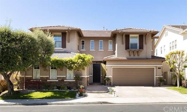 8 Santa Arletta, Rancho Santa Margarita, CA 92688 (#OC21083399) :: Compass