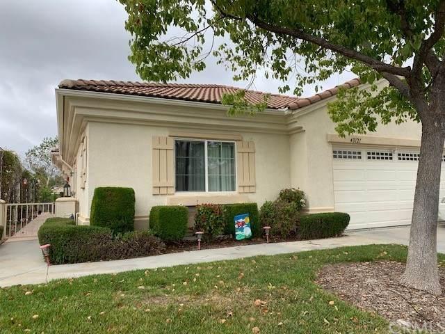 40121 Corte Calanova, Murrieta, CA 92562 (#SW21082788) :: The Legacy Real Estate Team