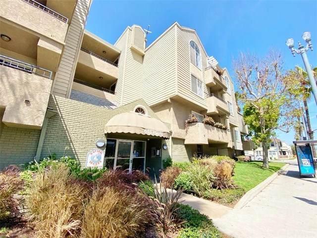 645 Pacific Avenue #207, Long Beach, CA 90802 (#PW21084086) :: COMPASS