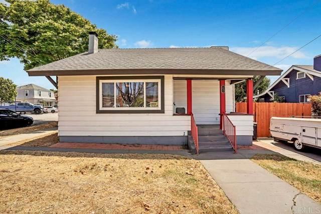 40 E 2nd Street, National City, CA 91950 (#PTP2102726) :: San Diego Area Homes for Sale