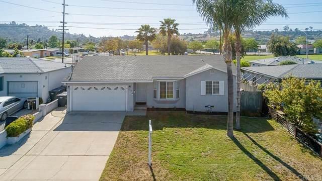 870 Lauree Street, El Cajon, CA 92020 (#PTP2102731) :: Wannebo Real Estate Group