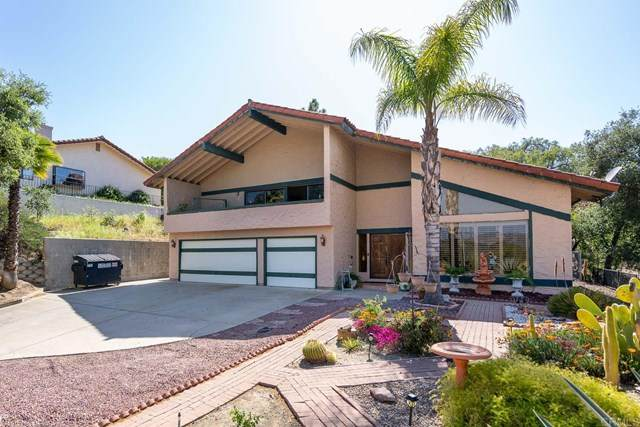 15426 Vista Vicente Drive, Ramona, CA 92065 (#PTP2102737) :: Wannebo Real Estate Group