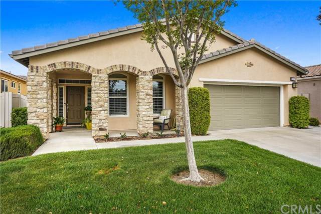 277 Bridle Trail, Beaumont, CA 92223 (#PW21082166) :: Wannebo Real Estate Group