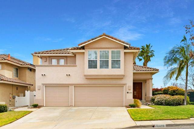 11455 Eastridge Place, Scripps Miramar, CA 92131 (#NDP2104341) :: COMPASS