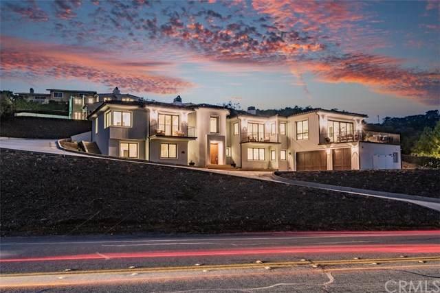 30389 Palos Verdes Drive, Rancho Palos Verdes, CA 90275 (#PV21085389) :: COMPASS